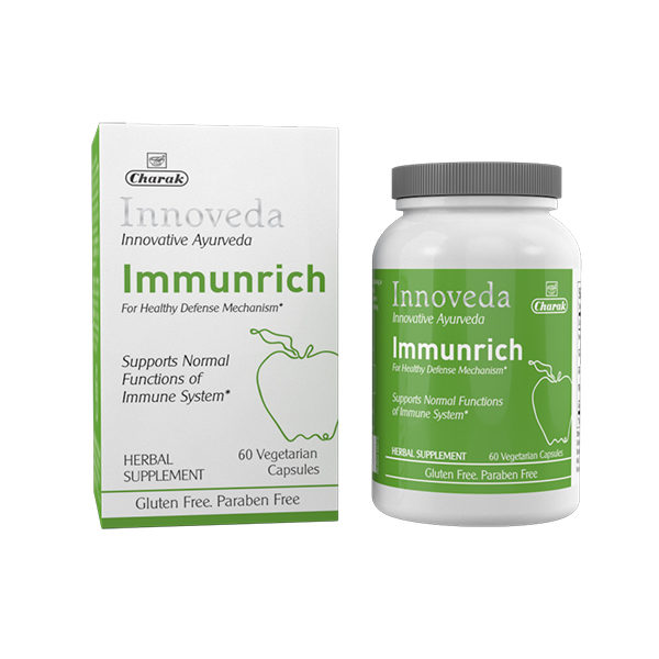 Immunrich - Herbal supplement for healthy immunity