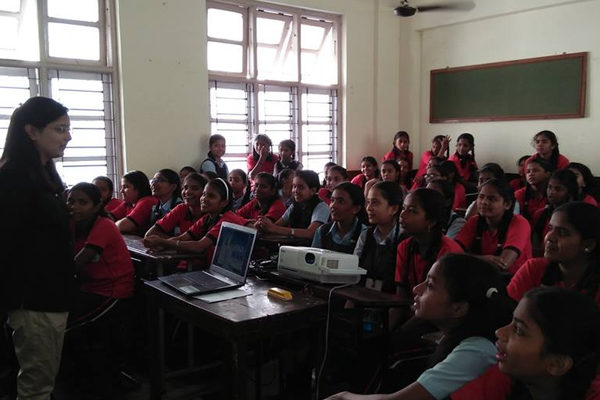 Menstrual Heath and Hygiene Awareness Program for school - going girls