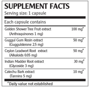 pilease supplement facts