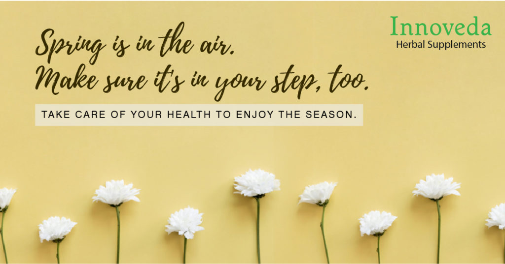 Ayurveda for a healthy and hearty spring