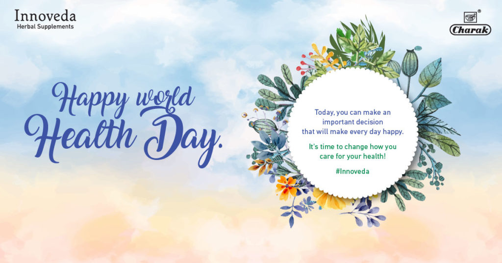 Boost your Health Naturally this World Health Day